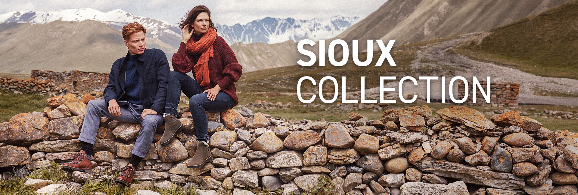brand new c2f19 a58c9 Official Sioux Online Shop