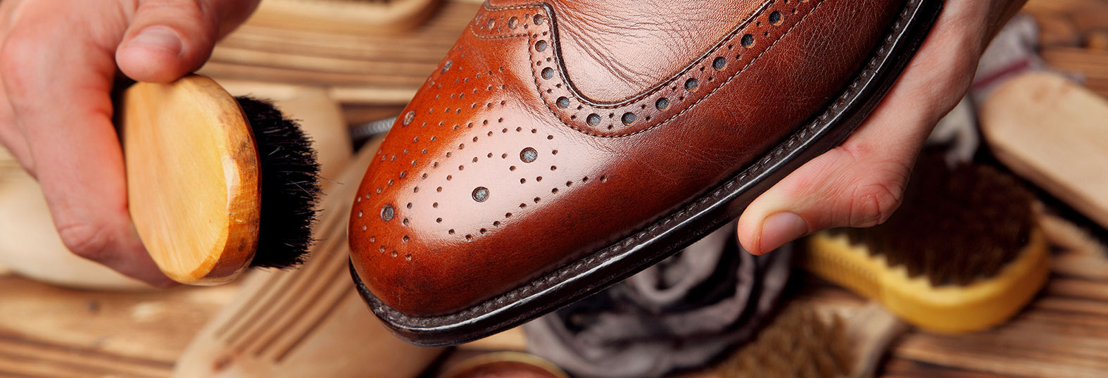 2526f956fdbc5 Cleaning your shoes correctly – find out what is important for shoe ...