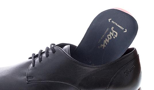 Idealer Schuh bei Hallux Valgus